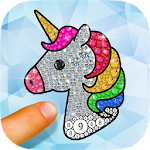 Diamond Hero - Diamond Number Coloring For PC / Windows / MAC