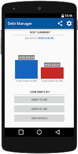 Debt Manager and Tracker Pro Screenshot