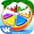 Fruit Land match 3 for VK 1.6.5 icon