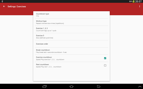 App Abs workout version 2015 APK