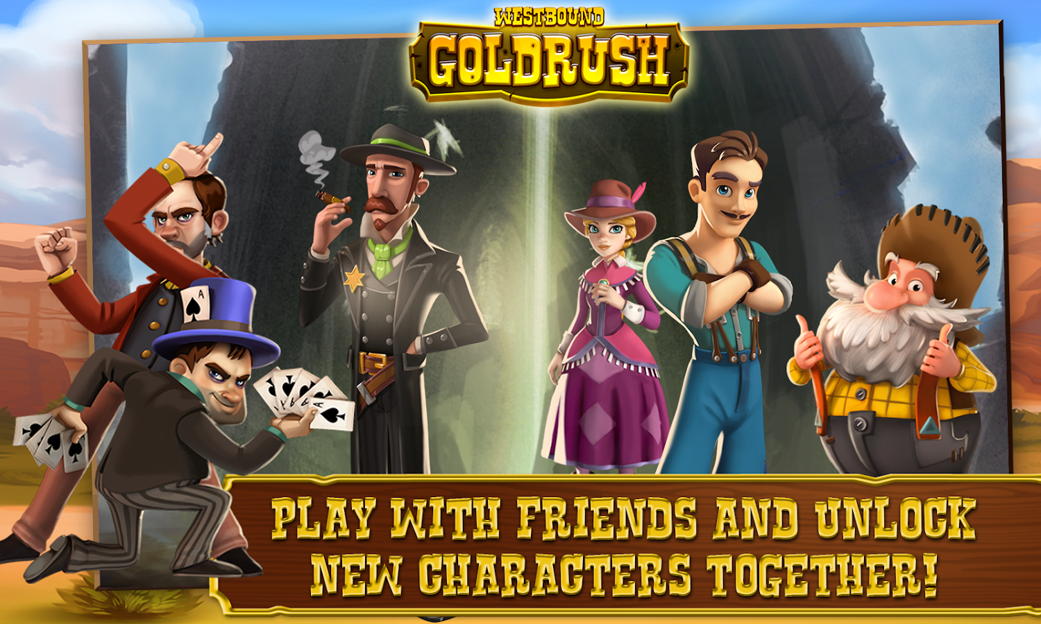 Goldrush Peril Island Venture Screenshot 5