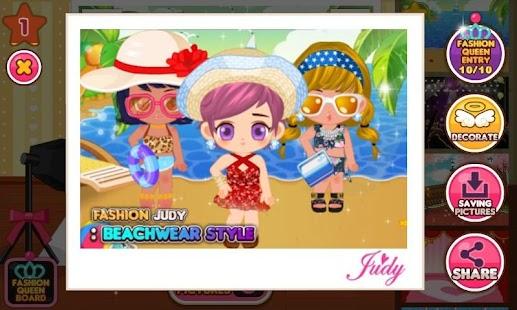 Fashion Judy Beachwear Style Apk Free Casual