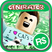 Download Robux and Tix Generator Prank APK on PC