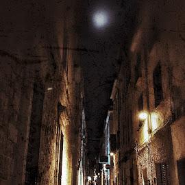 Città vecchia by Antonello Madau - Instagram & Mobile iPhone
