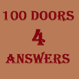 Answers for 100 Doors 4 APK Version 1.1