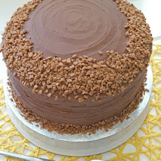 Toffee Flavored Cake Recipes