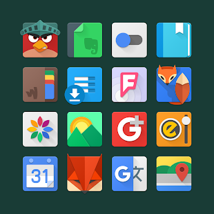 Praos - Icon Pack Screenshot