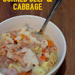 Cooking with Shamrocks - Hannah's Family Corned Beef & Cabbage!