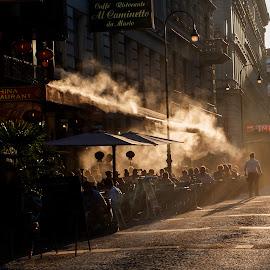 Ristorante by Kausche Alex - City,  Street & Park  Street Scenes