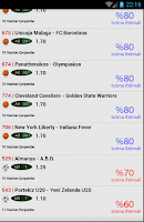 Screenshot of Bet Tips