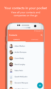 HubSpot (CRM) Business app for Android Preview 1