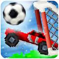 Game Pixel Cars. Soccer APK for Kindle