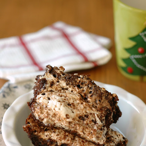 Slow Cooker Hot Chocolate Brownies