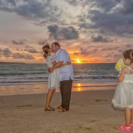 ::  Love   :: by Dean Bali  - Wedding Bride & Groom ( bali, prewedding, sunset, wedding, destination wedding photos )