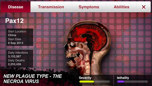 Plague Inc. screenshot 8
