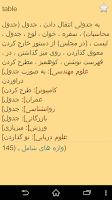 Screenshot of English Persian Dictionary Fr
