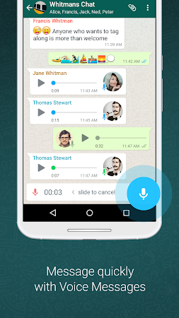 WhatsApp Messenger 2.16.352 screenshot 576790