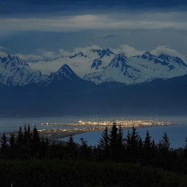 Homer Spit by Patricia Phillips - Landscapes Travel ( alaska homer homer spit )