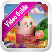 Download Guide Candy Crush Saga - Video Game Walkthrough APK to PC