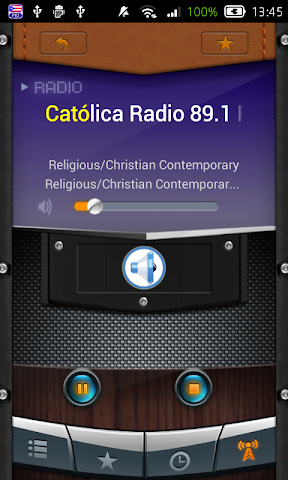 android Radio Puerto Rico Screenshot 4