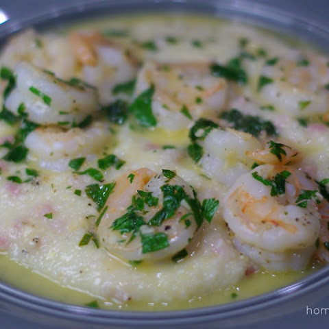 Southern-Inspired Shrimp & Grits