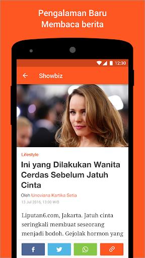 Liputan6 - Berita Indonesia screenshot 2