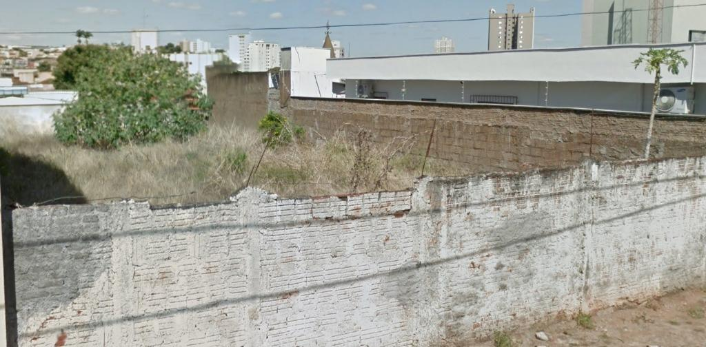 Terreno residencial à venda, São Sebastião, Uberaba.