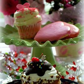 Sugar High by Rhonda Kay - Food & Drink Candy & Dessert