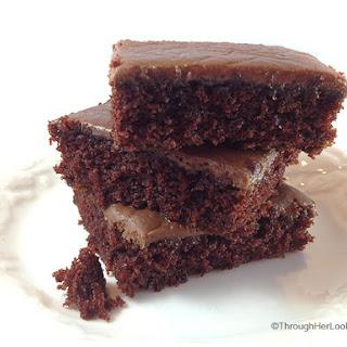 Chocolate Sheet Cake Oil Recipes