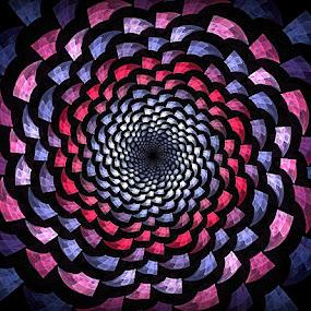 by Jasna Strbac - Abstract Patterns