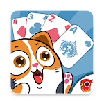 Fancy Cats Solitaire Icon