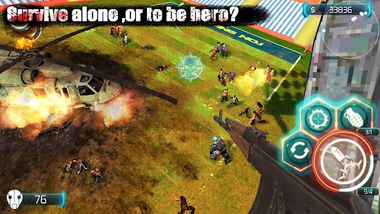 Zombie Invasion: Tote Stadt HD android apps download