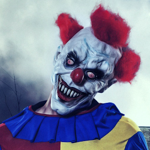 scary clown live wallpaper For PC