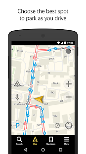 APK App Yandex.Navigator for iOS
