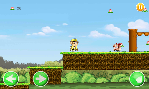 Monkey Mario - screenshot