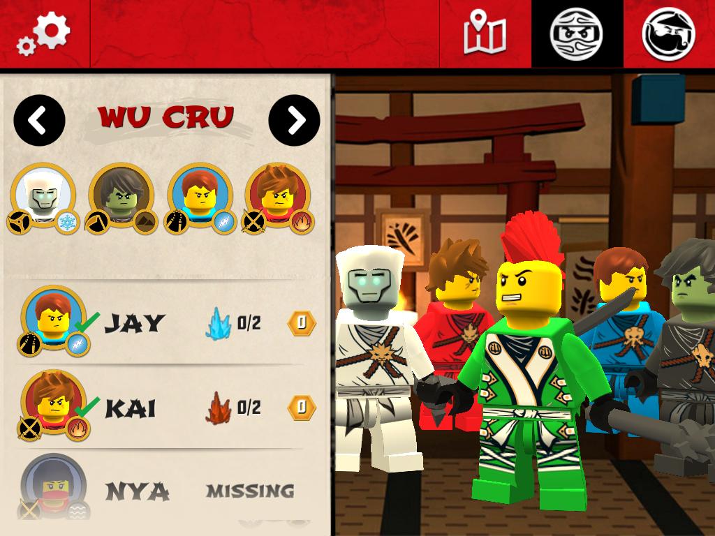 Download Guide For Lego Ninjago Wu Cru Apk Mod Apk Obb Data 10
