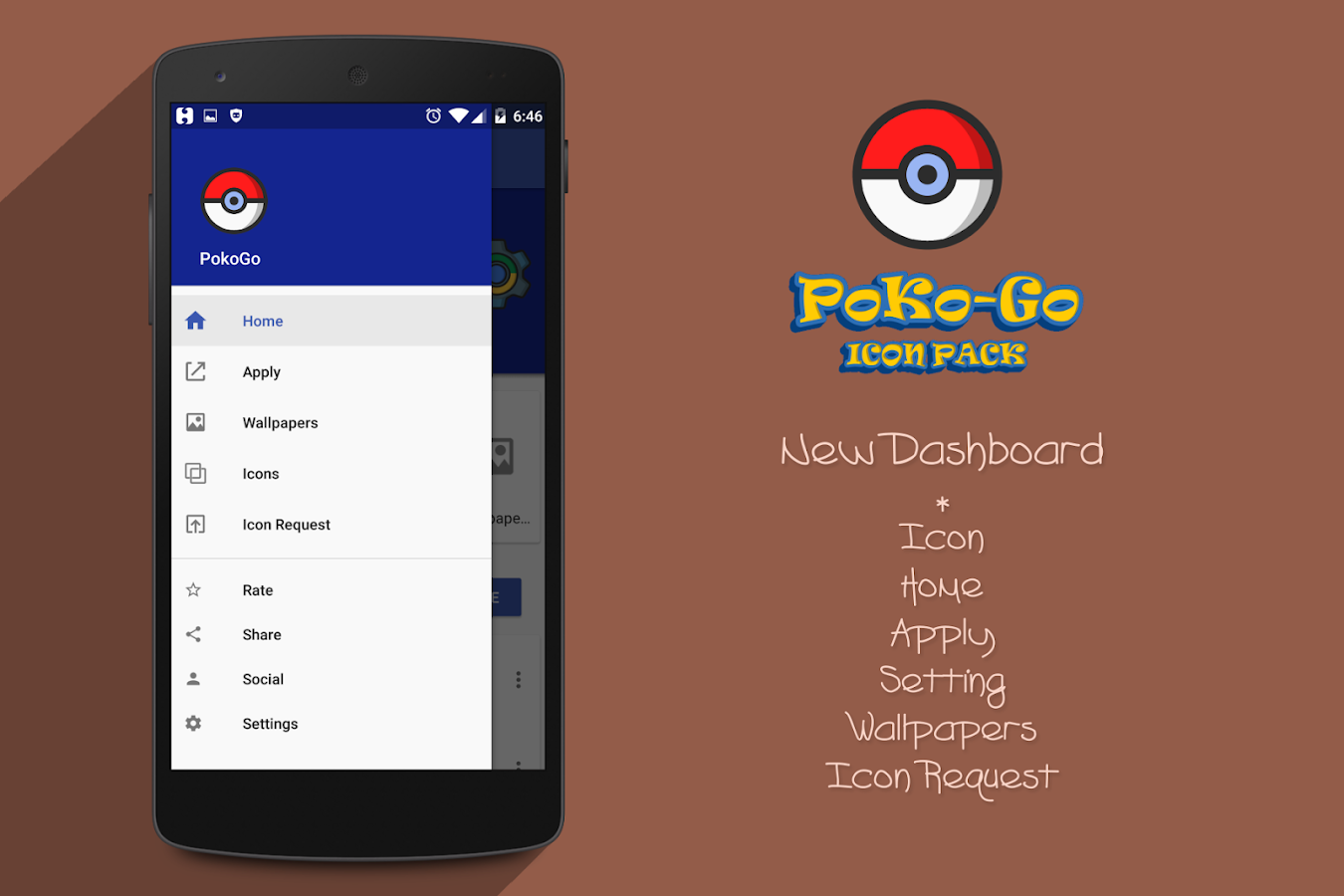 PokoGo Icon Pack Screenshot 6