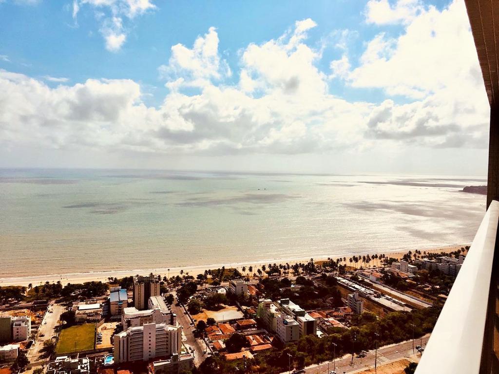 Apartamento com 3 dormitórios à venda, 224 m² por R$ 2.299.000 - Altiplano Cabo Branco - João Pessoa/PB