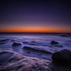 Dawn by Jari Johnsson - Landscapes Sunsets & Sunrises