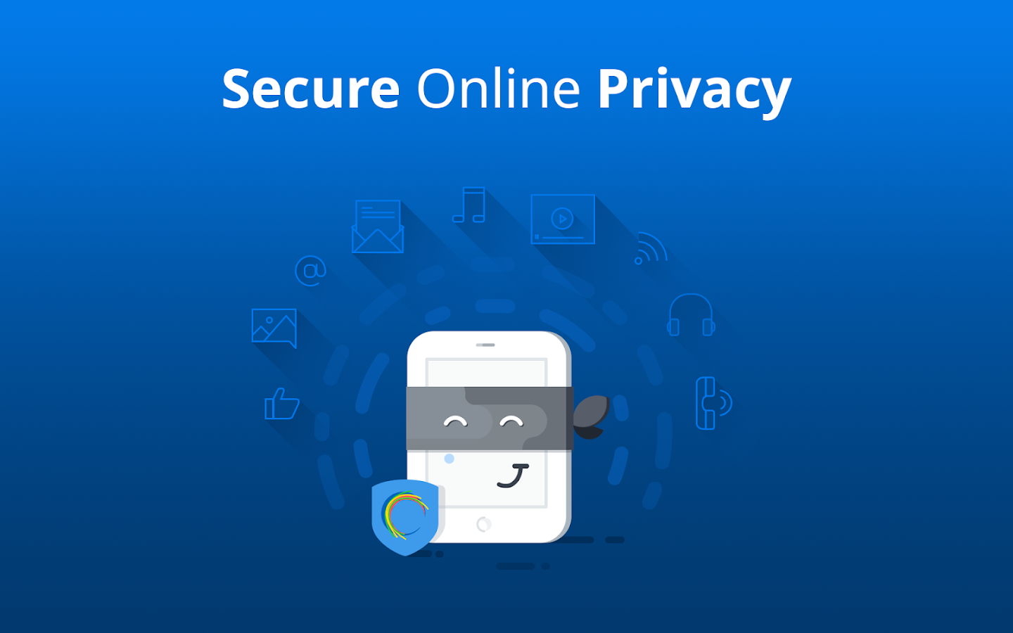 Hotspot Shield Free VPN Proxy Screenshot 3