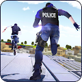 Download Mad City Rooftop Police Squad APK on PC