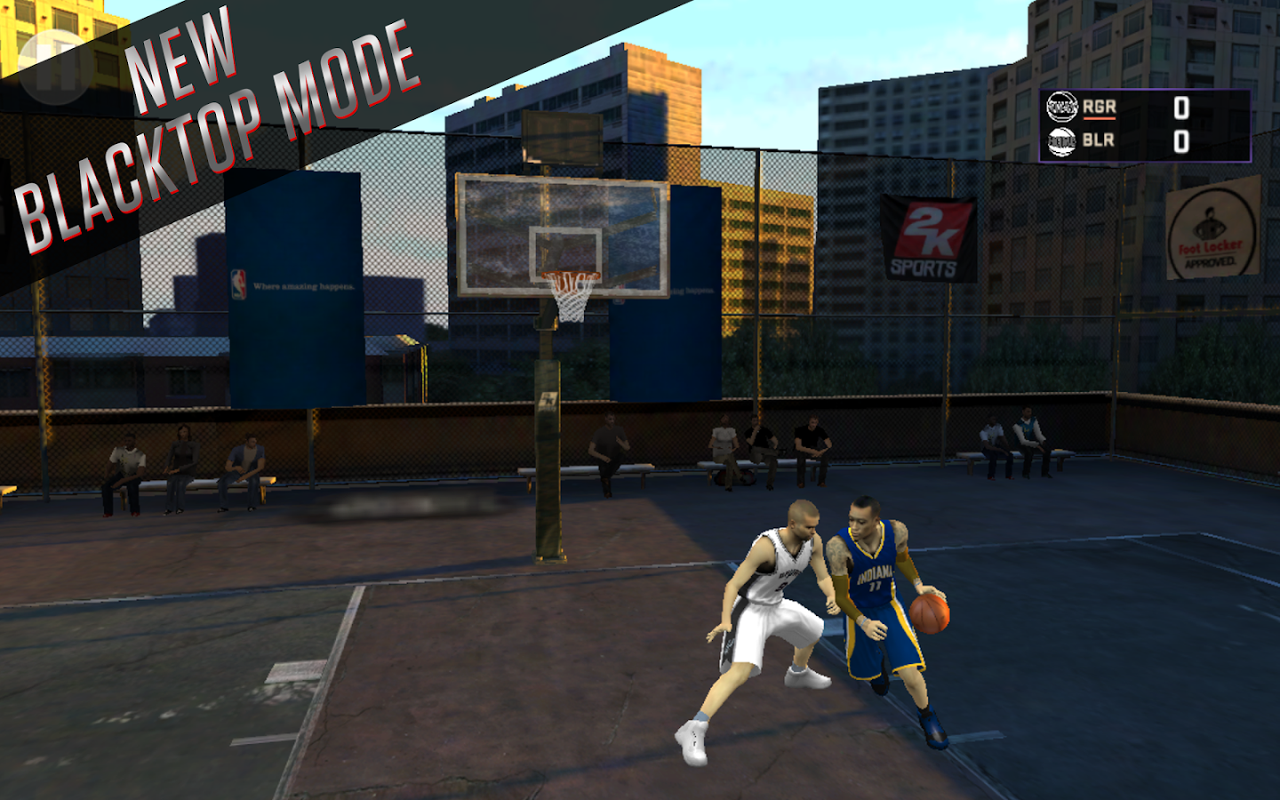 NBA 2K16 Screenshot 7