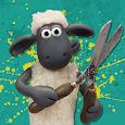 Shaun the Sheep Top Knot Salon