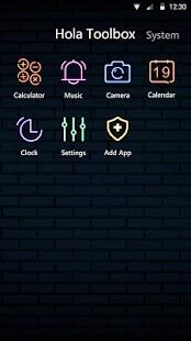 Hola приложение для windows