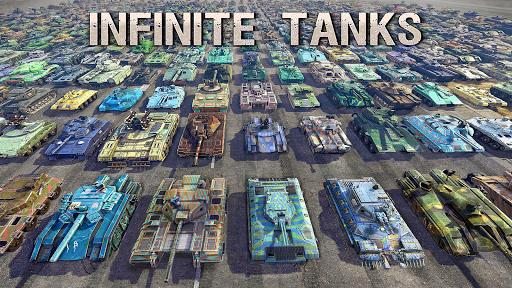 Infinite Tanks For PC