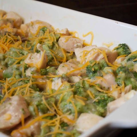 Chicken & Broccoli Casserole – Bariatric Recipes