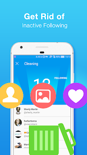 App Mass Cleaner for Instagram APK for Kindle