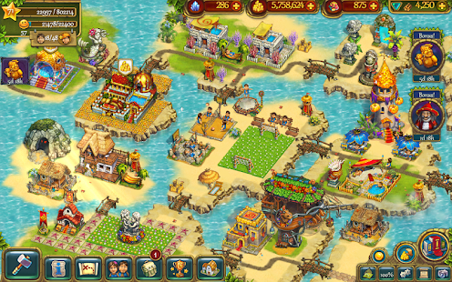 Game The Tribez: Build a Village APK for Windows Phone