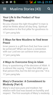 Islam Media (English) - screenshot