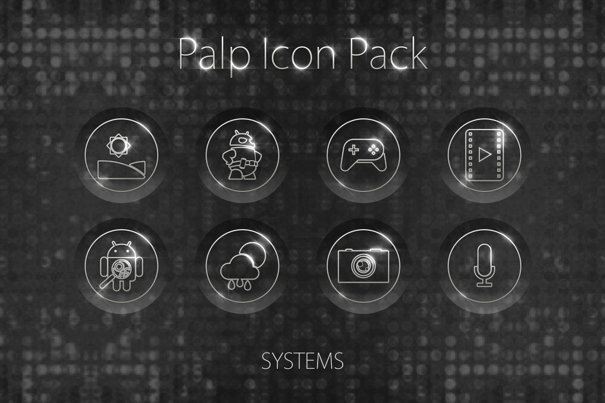 Palp Icon Pack Screenshot 7